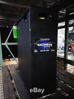 12-100-07 24V 300Ah Industrial Steel Case Forklift Battery