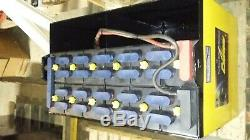 12-100-19 24 volt Solar off grid BATTERY GREAT CONDITION. 900ah / 1125ah