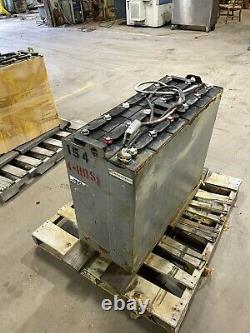 12-125-13 Forklift Battery 24 Volt