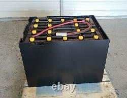 12-125-15 NEW! Forklift Battery 24 Volt With Core Credit / 5 Year Warranty