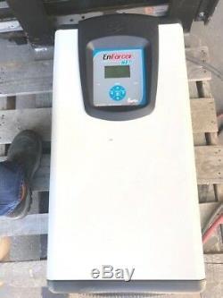 12/24/36 Volt EnErsys Forklift Battery, 875 Amp Hour 240 Volt Input 3 Phase