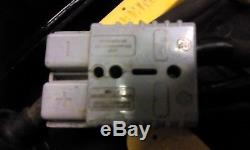 12-85-13 24 volt FORKLIFT BATTERY RECONDITIONED tested & serviced. VERY GOOD