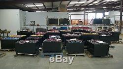 12-85-13 Forklift Battery 24 Volt Refurbished With Core Credit / Warranty
