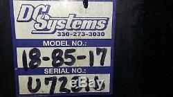 18-85-17 36 volt 38x20x22.75 FORKLIFT BATTERY tested, serviced, clean