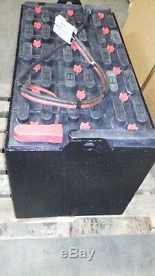 18-85-17 38 36v Forklift Battery Serviced & Tested Excellent Condition