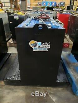 18-85-17 Forklift Battery 24 Volt Refurbished With Core Credit / Warranty