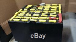 18-85-29,36 volt, 1190AH FORKLIFT BATTERY tested excellent & fully serviced