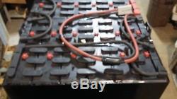18-85-33 36 volt DEKA FORKLIFT BATTERY tested excellent & fully serviced