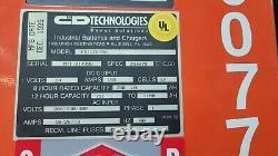 1999 C&d Technologies 24v Battery Charger