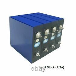 1 NEW Lishen battery 3.2v 202ah Lifepo4 prismatic Golf Cart electric Forklift