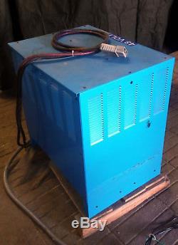 1 Used Exide Depth D3e-24-850 Forklift Battery Charger 48v Make Offer