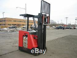 2005 RAYMOND FORKLIFT DOCKSTOCKER/PACER 3500# 203 LIFT 36V WithBATTERY & CHARGER