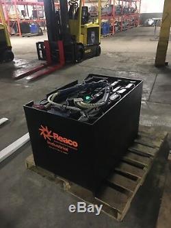 2012 48 Volt Forklift Battery 24x85x15