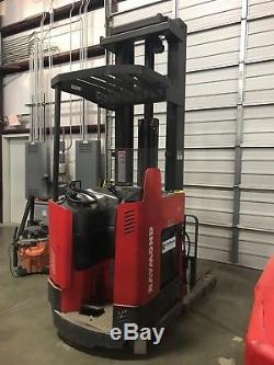 2012 Certified Raymond Reach EASi-R45TT withnew battery & charger, 4442 hrs