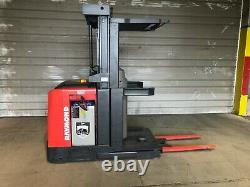 2013 Raymond Forklift Order Picker 3000LB Capa. 197 42 Forks Battery/Charger