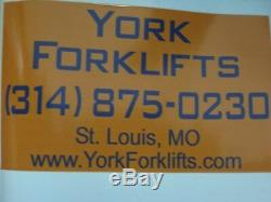 2015 Reconditioned 36 VOLT Forklift BATTERY 18-125-17 1000 Amp Hour Sav$