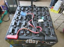 2017 Deka 24-95-21 Forklift Battery 48V 950 AH 32-5/8 X 38-3/16 X 22-5/8 VGC
