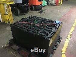 2017 GNB 48 Volt Forklift Battery 24-90-21 900 AH