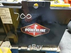 2017 Hawker Powerline 36v Forklift Battery 850ah Eo-583 018085f21 18-85-21
