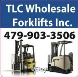 2017 Used and Reconditioned 24 Volt Forklift Battery 12-125-15 875 Amp Hour