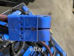 2018 48 Volt Enersys 24-e100-21 Forklift Battery, Excellent Condition, Clean