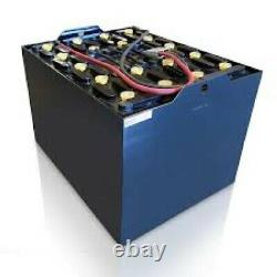 24-85-13 48 Volt Reconditioned FORKLIFT BATTERY 510AH Battery Mfg 2017