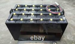 24-85-13 Forklift Battery 48 Volt Fully Refurbished With Core Credit