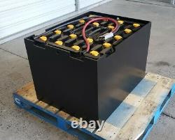 24-85-17 NEW! Forklift Battery 48 Volt With Core Credit / 5 Year Warranty