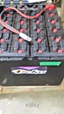 24-85-19 48 volt DEKA FORKLIFT BATTERY tested excellent & fully serviced