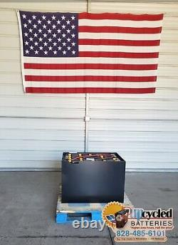 24-85-19 NEW! Forklift Battery 48 Volt With Core Credit / 5 Year Warranty