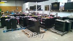 24-85-21 Forklift Battery 48 Volt Fully Refurbished With Core Credit