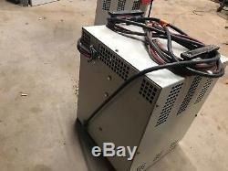 24 Volt Battery Charger 30a 120v Floor Scrubber Forklift Pallet Jack
