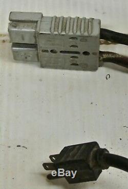 24 Volt Battery Charger for Scrubber Polisher Forklift 110V Free Shipping