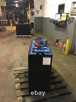 24 Volt Forklift Battery 12-125-15 DIM 36x14x30