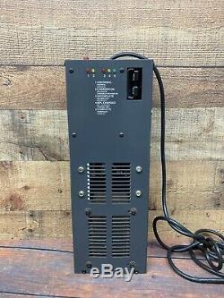 24 Volt Forklift Battery Charger 120 V, 9.5 Ac Amps 12 Cells Model Svr2425120ad