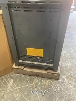 24 Volt Forklift Battery Charger GNB FLX-200 Digital 208V 240 480V, 600 AH