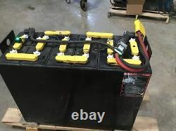 24 Volt Hawker Forklift Battery