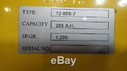 24 volt GNB BATTERY 12-90-7, testedEXCELLENT! 270AH@C6. VERY GOOD