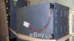 24 volt GNB-EXIDE ELEMENT MAINTENANCE FREE BATTERY, tested good cond. 700AH
