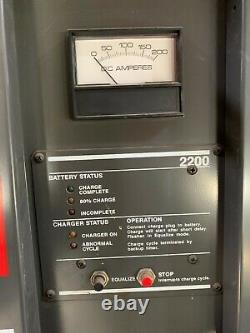 24v Mac 2200 Forklift Battery Charger