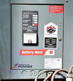 36V Prestolite Forklift Battery Charger 3 Phase 189AMP Max 208V 240V 480V 3PH