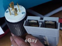 36 VOLT 120 Amp FORKLIFT smart CHARGER 480V 20A 3-phase SPE Tennant 860-1020 Ah