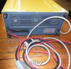 36 VOLT 75A input SINGLE PHASE FORKLIFT CHARGER 220/240 20Amps output