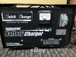 36 Volt 40 AMP Battery Charger Fork Lift