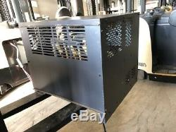 36 Volt Exide Battery Charger 950 Amp Hour, 3ph, 240/480/575 Volt Input