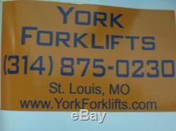 36 Volt Forklift BATTERY 18-85-15 Industrial Motive Battery