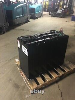 36 Volt Forklift Battery 18-125-15 Battery DIM 38 5/8x17 5/8x 30.5