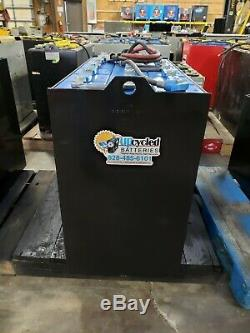 36 Volt Fully Refurbished Forklift Battery 18-125-13 With Core Credit