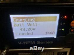 36 Volt Vforce V-HFM Series 875 Amp Hour 3 Phase 480 Volts Input