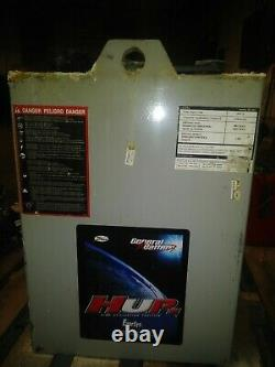 36v Battery Forklift good used tested clark. Toyota